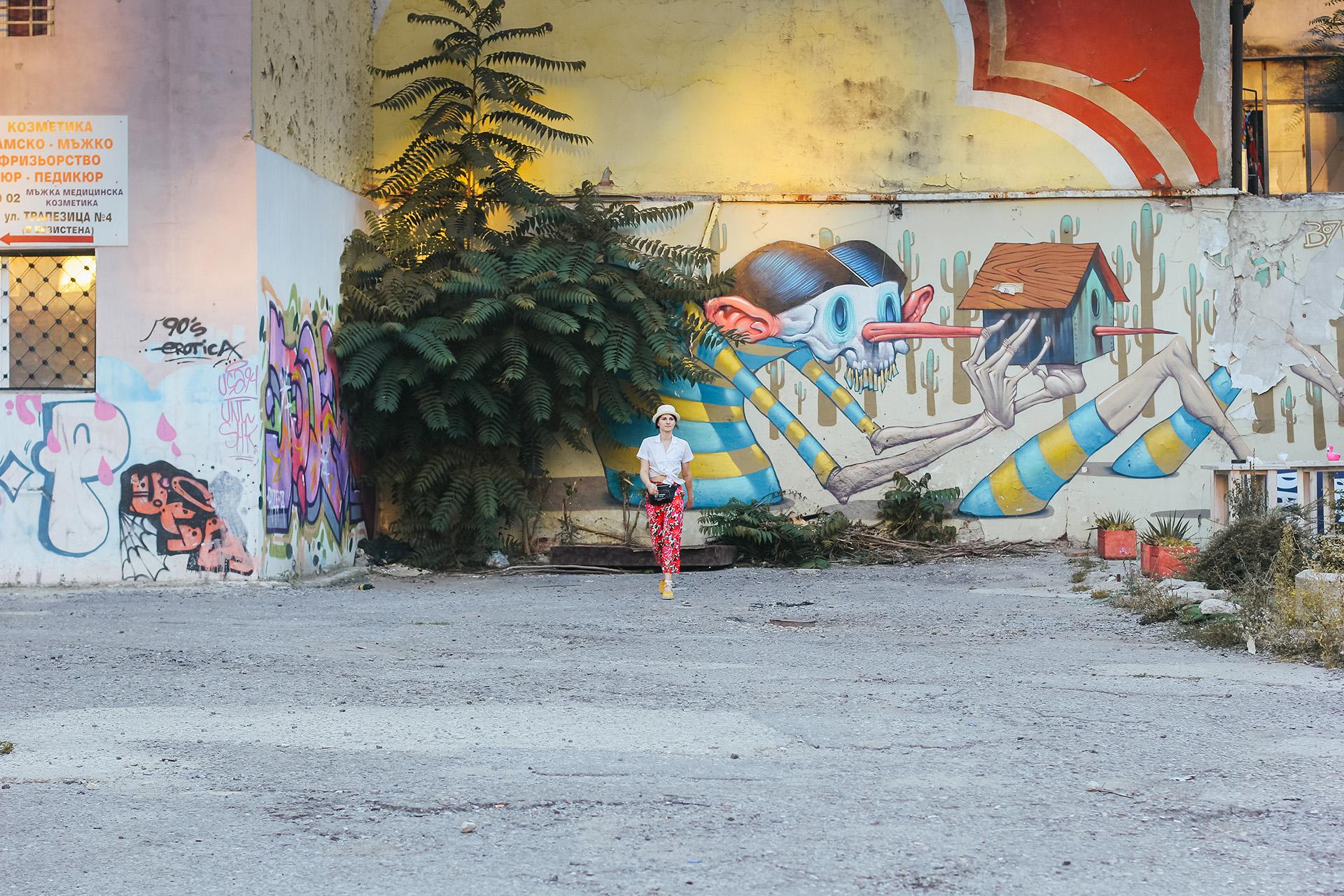 Un popas balcanic – Sofia